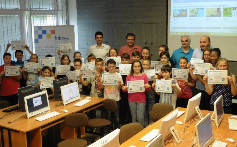Hour of code Infosys 5