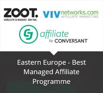 Zoot má nejlépe řízený affiliate program ve východní Evropě