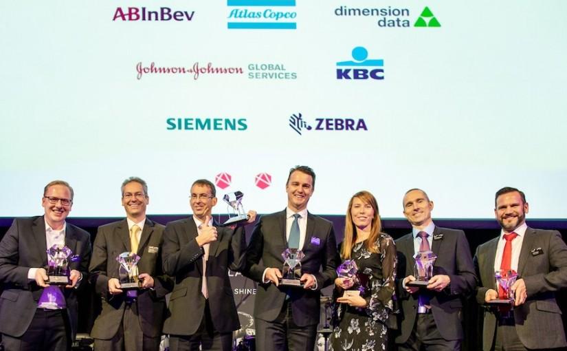 ABSL rozdávala diamanty za nejlepší projekty v oboru podnikových služeb